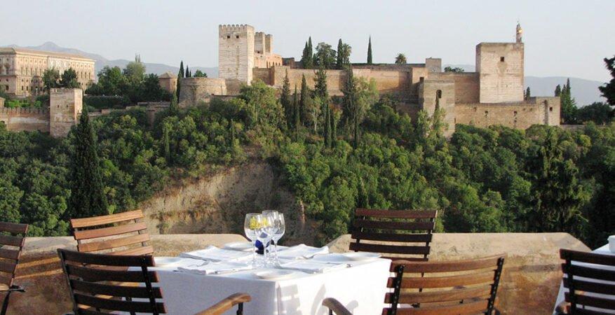 Alhambra views