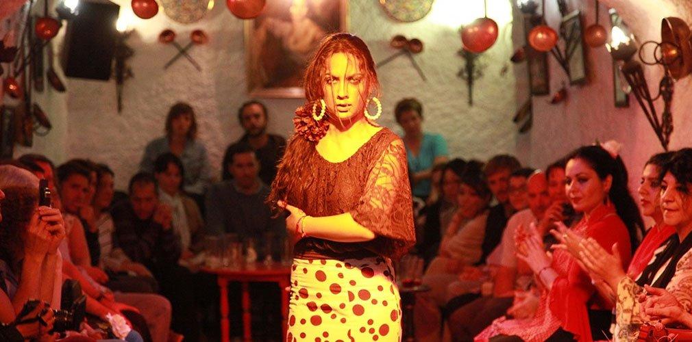 Flamenco à Granada