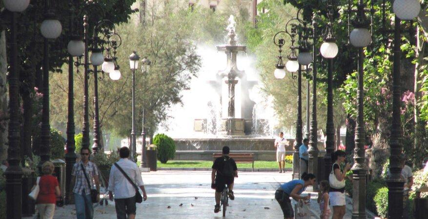 Weather in Granada
