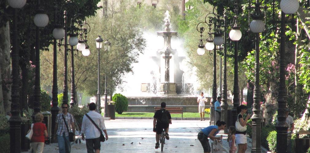 la città di Granada