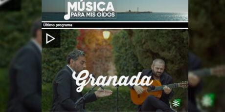 Granada en Canal Sur