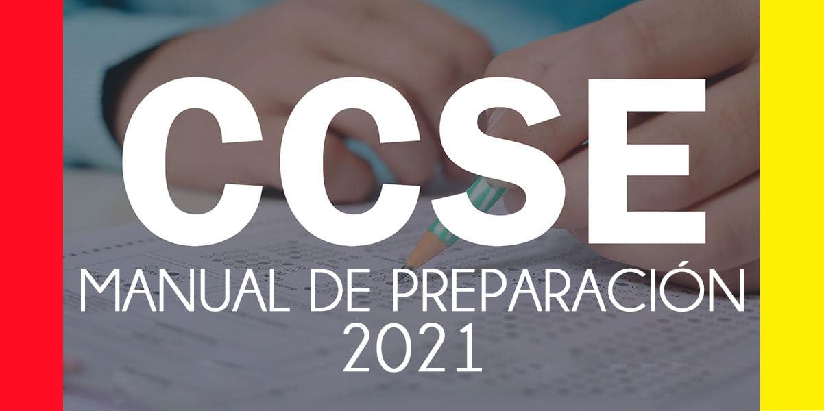 Manuale CCSE 2021