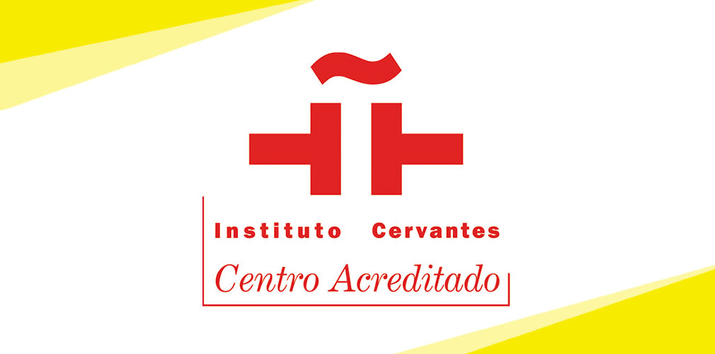 Accredited Centre by Instituto Cervantes