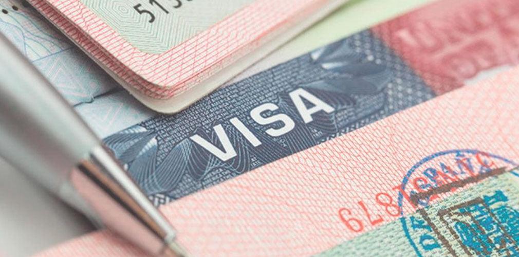 Tramitación de visados